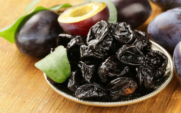 Чернослив польза для кишечника при запорах